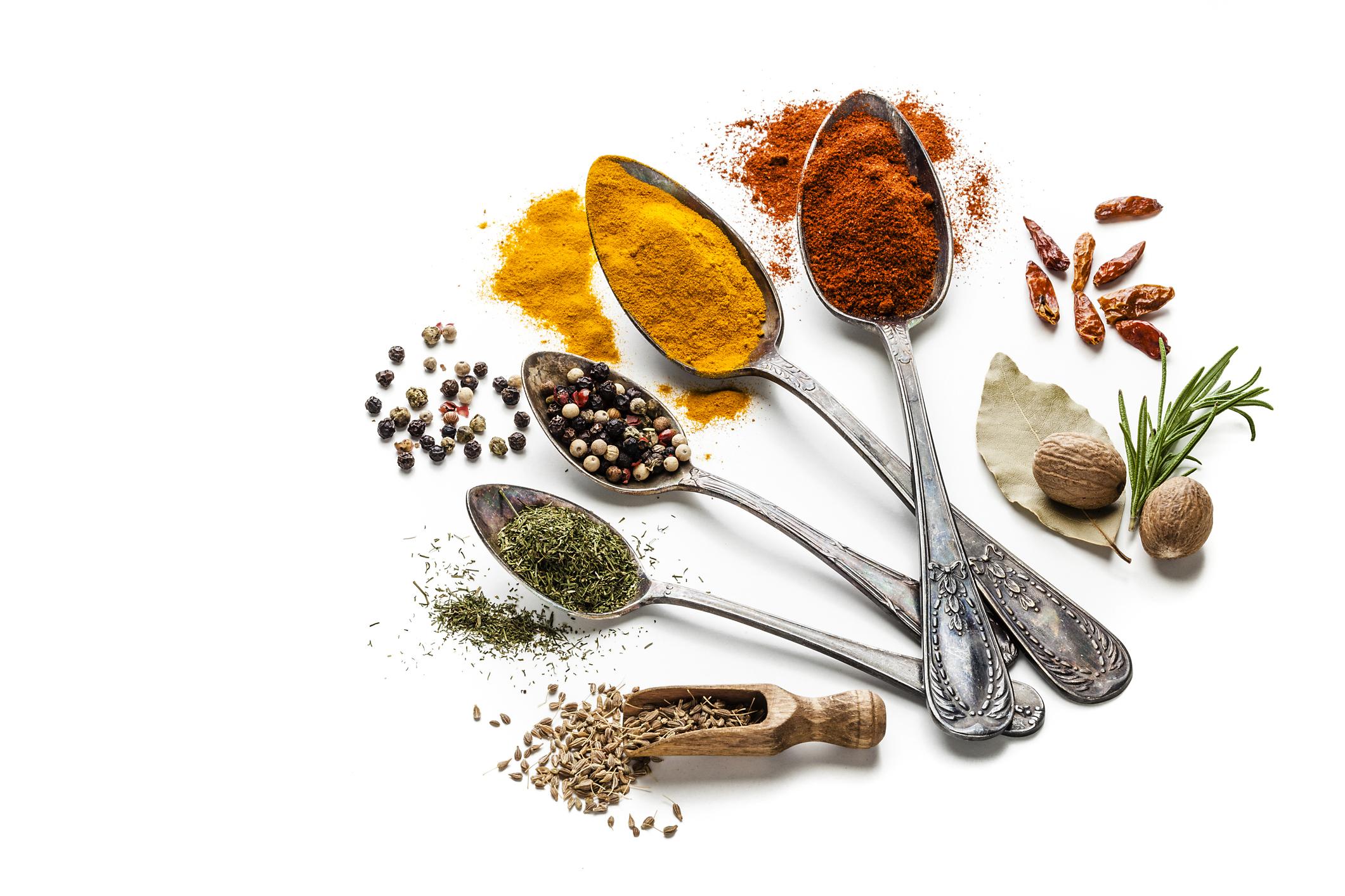 Curry – ett riktigt kryddparty