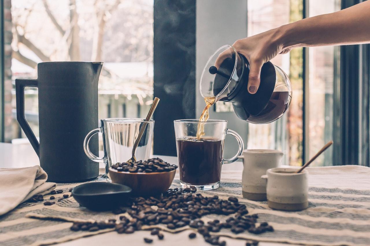 Kaffe och långt liv